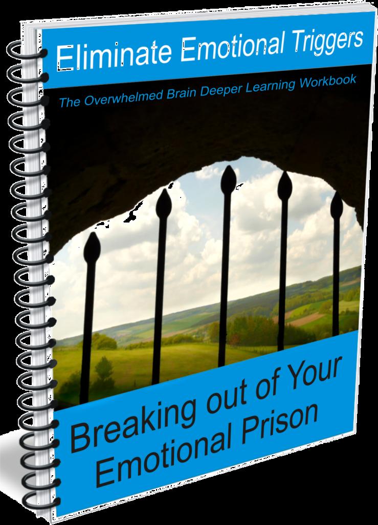 eliminating emotional triggers workbook cover